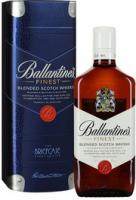 Ballantine's Finest, metal box