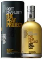 "Bruichladdich, ""Port Charlotte"" The Peat Project, in tube"