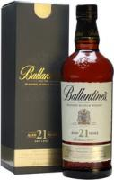 Ballantine's 21 Years Old, gift box