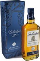 Ballantine's 12 Years Old, metal box