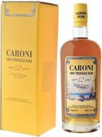 """Caroni"" 12 Years Old, gift box"