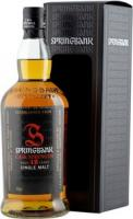 Springbank Cask Strength (54,3%), 12 Years Old, gift box