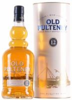 Old Pulteney 12 years, in tube
