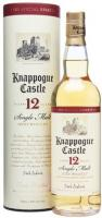 """Knappogue Castle"" Single Malt, aged 12 years, in tube"