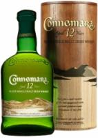 """Connemara"" Peated Single Malt, 12 years, wooden box"