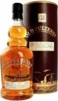 Old Pulteney Single Cask, Cask Strength Unchill-Filtered 1991, in tube