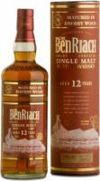 Benriach, Sherry Wood Matured, 12 years old, in tube