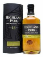 Highland Park 15 Year Old, with box